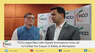 FICCI signs MoU with Signify Innovations India