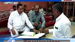 Amreli: 150 Congress workers resigned over suspension of Deepak Malani
