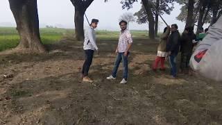 गुंजन सिंह का जबरदस्त Action panch फ़िल्म बलम रंगबाज़ meking 2018