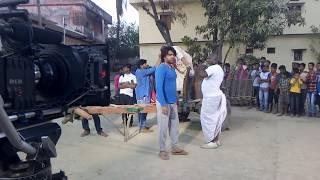 भोजपुरी फिल्मो की कैसे की जाती है शूटिंग जरूर देंखे #How make to Suting video #  2018