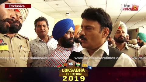Video- Sunny Deol के Gurdaspur आने पर Salaria ने Jakhad को कहा- अब Gurdaspur से कर लें Packup