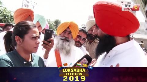 Exclusive Video Interview: अगर Sukhbir Badal पहले आते चुनाव मैदान में तो Firozpur से ही लड़ता Election: Simarjit Bains