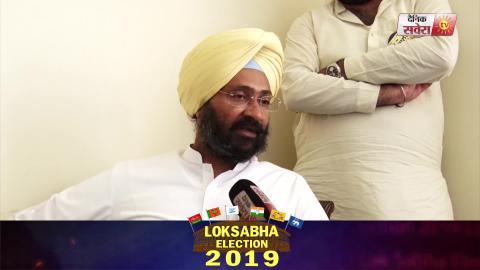 Exclusive VIdeo Interview : Parminder Dhindsa से सुनिए Nomination में क्यों शामिल नहीं हुए पिता Sukhdev Dhindsa