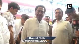 LS polls: Kamal Nath casts his vote in Madhya Pradesh's Chhindwara