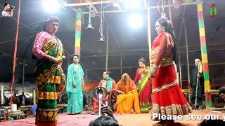 যাত্রাপালা রসের বাইদানী। Jatra Pala 2019- Rosher Baidani। Parthiv Telefilms