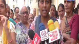 Morbi : the monsoon came to an empty place only