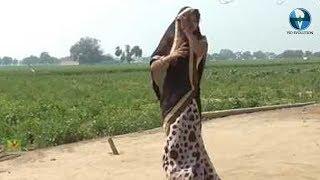 New Gurjar Rasiya Dance गॉव की भाभी ने किया बहुत ही खतरनाक डान्स