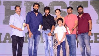 Nani's Jersey Success Meet Full Event | Shraddha Srinath | Top Telugu TV