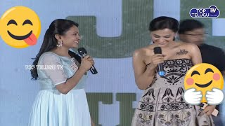 Shraddha Srinath Speech at Jersey Success Meet | #NANI | Top Telugu TV