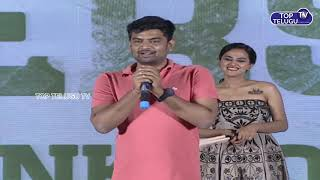 Gowtam Tinnanuri Speech | Jersey Success Meet | #Nani | Shraddha Srinath | Top Telugu TV
