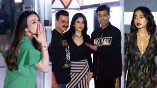 Many Celebs Attend Maheep Kapoor Birthday Bash | Karan Johar, Priety ZInta, Sanjay Kapoor...