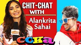Exclusive Chit-Chat With Coka Girl Alankrita Sahai | COKA : Sukh-E Muzical Doctorz