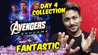 Avengers Endgame HUGE Collection On DAY  4 | Box Office Prediction | Thanos Vs Super Heroes