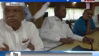 Himmatnagar:Jayanti Patel appointed as Vice Chairman of Sabar Dairy and Mahesh Patel as Chairman