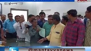 Surendranagar:Journalists submit memorandum with demand of quick action on Chirag Patel murder case
