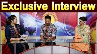 Exclusive Interview : Blackia | Dev Kharoud | Ihana Dhillon | Dainik Savera