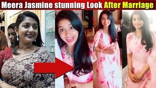 Is This Really Meera Jasmine? | Meera Jasmine stunning Look
