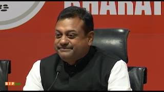 Press Conference by Dr. Sambit Patra at BJP Head Office, New Delhi : 30.04.2019