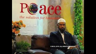 Cable operators in Sri Lanka block Zakir Naik's Peace TV