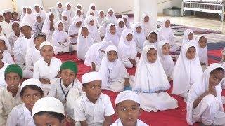 Madarsa Shahna Faizan e Risalat Mein 40 Roza Deni Classes Ka iqtetami Jalsa Munaqeed Hua