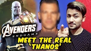 Avengers Endgame   The Real Truth Behind Biggest Villain THANOS   Marvel Universe