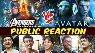 Avengers Endgame Vs Avatar | PUBLIC REACTION | Will ENDGAME Break Avatar's $2.8 Billion Record