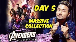 Avengers Endgame UNSTOPABBLE On DAY 5 | Box Office Prediction | Thanos Vs Super Heroes
