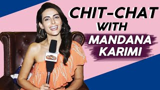 Exclusive Chit Chat With Mandana Karimi | Upcoming Music Video | Bigg Boss Fame