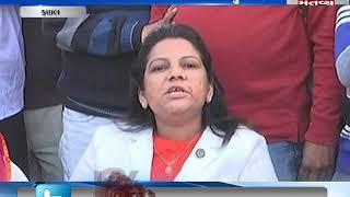 Asha Patel's statement over his oppose in Unjha | Mantavya News