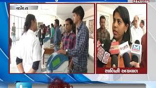 Vadodara: A program organized to spread awareness about voting   Mantavya News