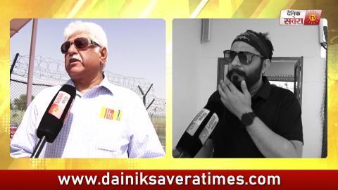 Video- देखिए Adampur Airport के 1 साल पुरे होने पर क्या बोले Passengers