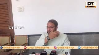 Asad Uddin Owaisi | Slams Shivsena & PM Modi