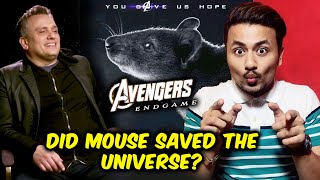 Avengers Endgame | What If The Mouse FAILED TO PRESS The Quantum Machine Button? | Russo's Answers
