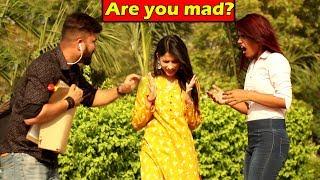 Sneezing Prank on Cute Girls | Unglibaaz