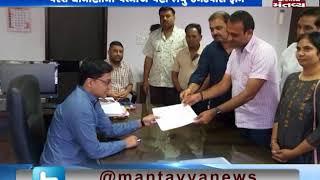 Amreli:Congress' Paresh Dhanani had filed his nomination for LS Polls