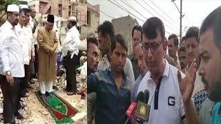 Masjid Ko Shaheed Kardiya Gaya Roadwinding Ke Naampar | In Amberpet Hyderabad |