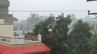 Cyclone FANI Started,Bhubaneswar