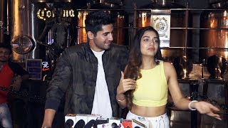 Divya Agarwal And Varun Sood At Yeh Ishq Nahi Aasan New Tv Show Launch