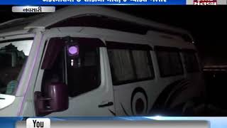 Navsari: 6 died in accident between Bus & Container Truck | Mantavya News