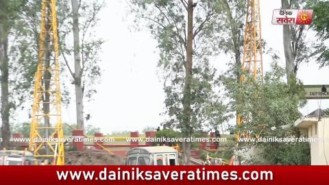 Exclusive: देखिए Dera Baba Nanak में कहां तक पहुंचा Kartarpur Corridor का काम