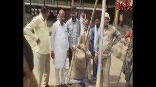 अनाज मण्डी में नमी के खेल में हो रहा है गोलमाल, आढती प्रधान तरसेम बंसल ने लगाए भष्टाचार के आरोप