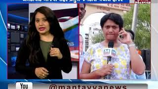 Gandhinagar: BJP President Amit Shah conducts a road show in Kalol - Mantavya News