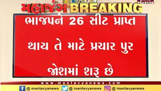 Mansa: Congress Taluka Panchayat's Vice-president joins BJP - Mantavya News