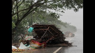 Cyclone Fani is expected to reach West Bengal by tomorrow