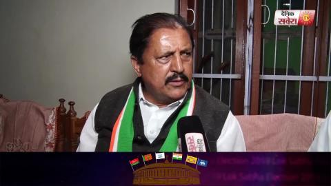 Exclusive Interview: Anurag Thakur तो दूसरों के गोदाम का माल भी बेच दे : Ram Lal Thakur