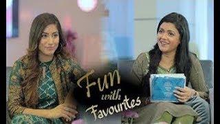 Celebrity  Adda  Fun  with  Favourites_  Nabila  with  Safa  Kabir