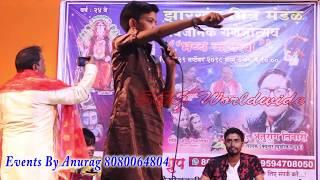 गजानन  के  चरणों  में  यह  वंदना  आपको  मंत्रमुग्ध  कर  देगा,  Singer  Adesh  Dubey,  2018  Live  Jagran  Program