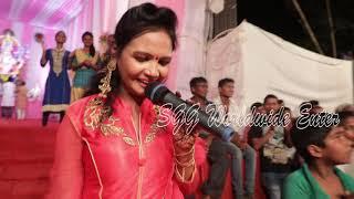झुलातारी  सातो  बहिनिया,  2018  पारम्परिक  भक्तिगीत,  Super  Star  Singer  Alka  Jha,  Live  Bhajan  Program