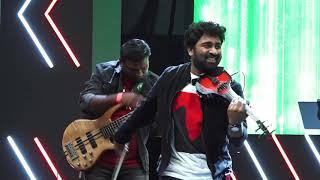 Youtube Fanfest -Abhijith P S Nair & Band - Pudu Vellai