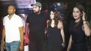 IPL 2019 Mumbai Indian Team PARTIES At Koko Bar In Mumbai